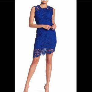 BEBE LACE SLEEVELESS DRESS, NWT Sizes 4 & 10